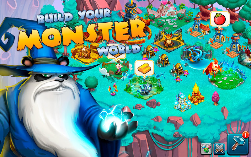 Monster Legends - RPG Screenshot 16
