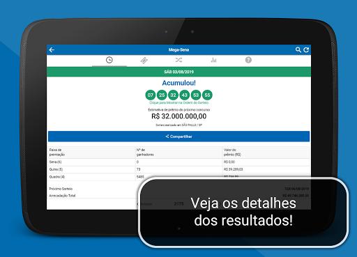 Loterias Mega Sena screenshot 11