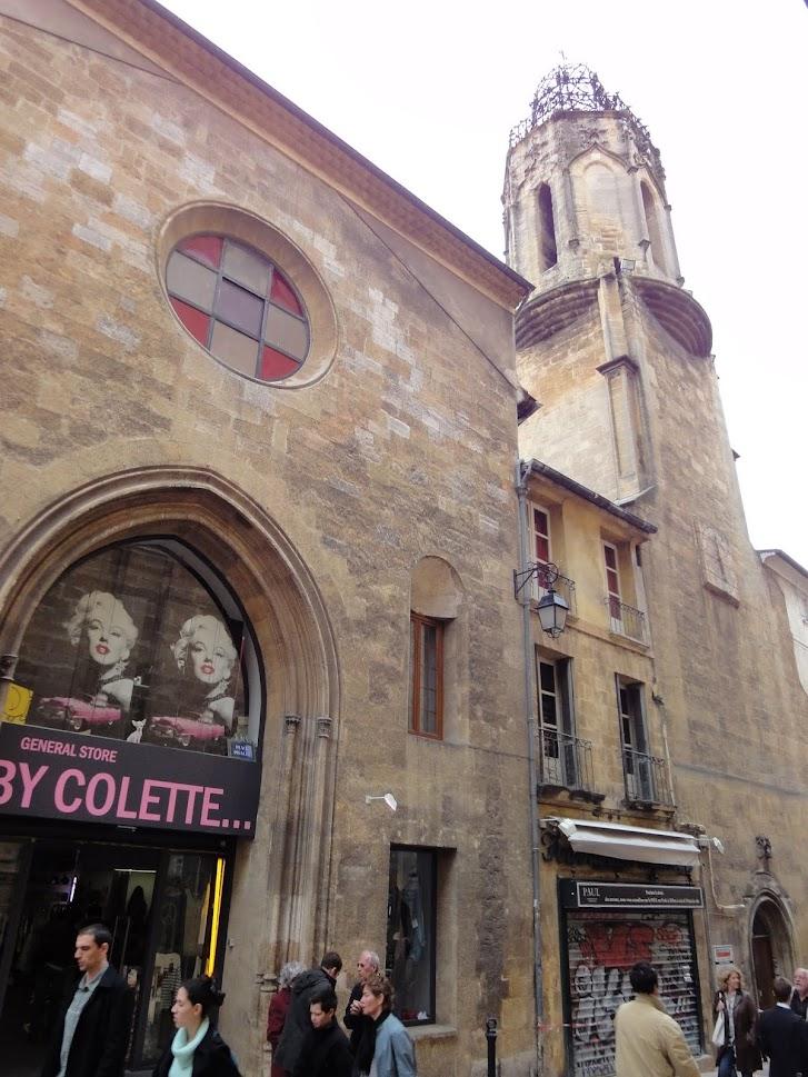 Eglise du Saint-Esprit à Aix-en-Provence