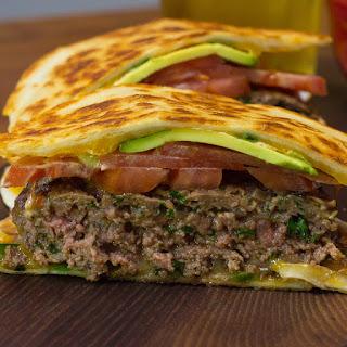 Quesadilla Burger.