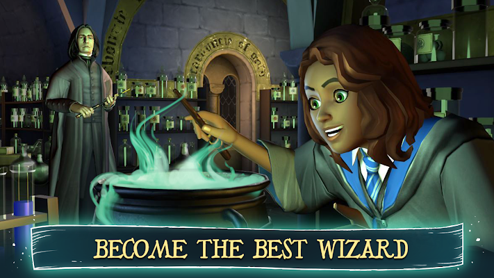 Harry Potter: Hogwarts Mystery (Unreleased)- screenshot