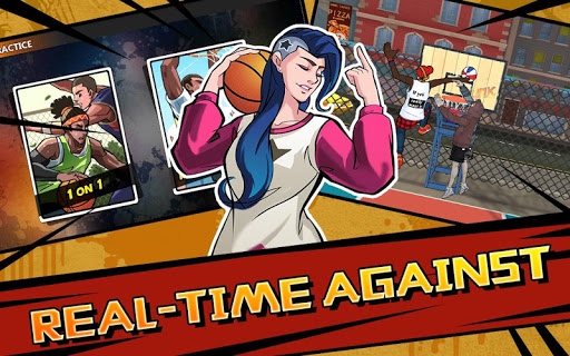 Street Dunk 3 x 3 Basketball uff082018 hello starsuff09 1.4.3.17 screenshots 2