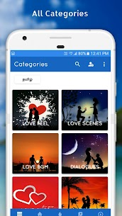 Tamil Love Video Status Songs App Download For Android and iPhone 3