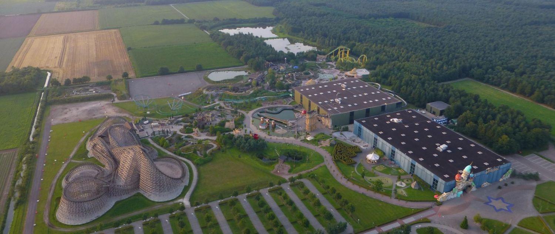 Toverland geeft attracties en themagebieden nieuwe namen