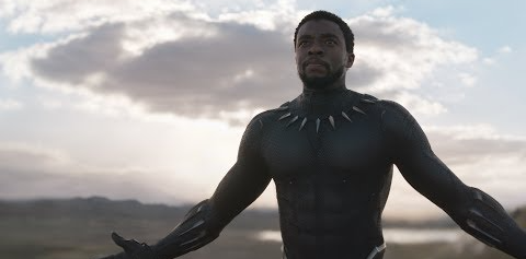 The Black Panther hits local screens next month.