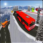 Hill Bus Driver 3d 2017 Mania Icon