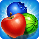 Fruit Crush v1.1.1 (Mod Coins/Lives/Ad-Free)