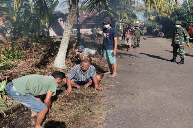 Penyebab Banjir Sering Terjadi, Masalah ini Terdeteksi dan Menjadi Perhatianoleh anggota Zidam