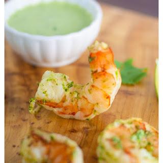 Spicy Green Shrimp