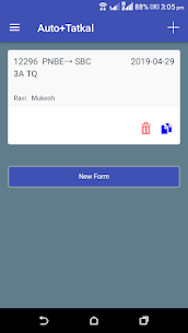 Auto+Tatkal: IRCTC Tatkal Ticket Booking Apk Download For Android 4
