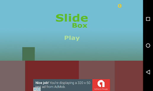 Slide Box- screenshot thumbnail