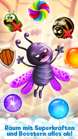 android Bubble Buggie Pop Screenshot 4