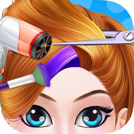 Princess Fashion Hair Salon (game)