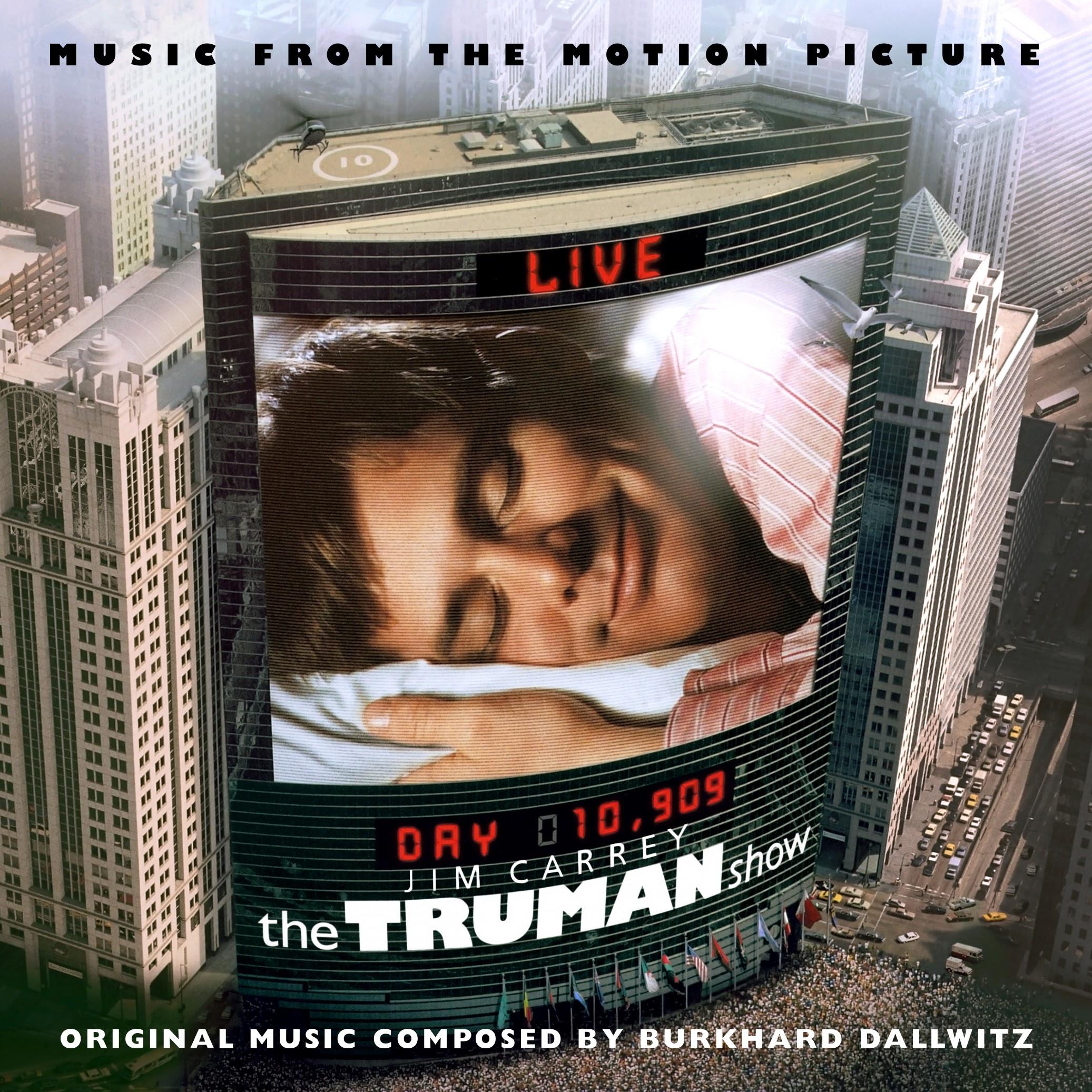 Album Artist: Burkhard Dallwitz / Album Title: The Truman Show (Music from the Motion Picture) [Customized Album Art]