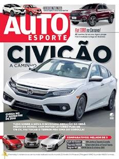 Revista Autoesporte- screenshot thumbnail