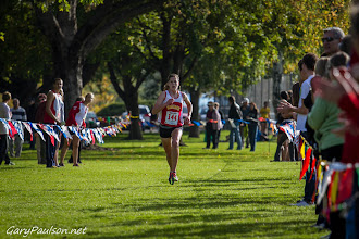 Photo: Varsity Girls 3A Mid-Columbia Conference Cross Country District Championship Meet  Buy Photo: http://photos.garypaulson.net/p552897452/e480bd484