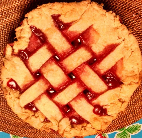 Starting Point Pie Crust Recipe