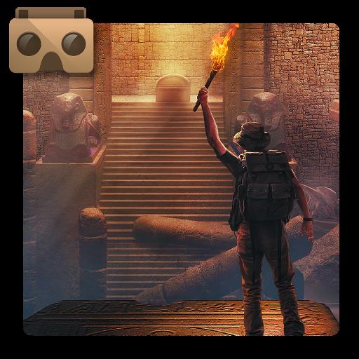 Egypt VR: Pyramid Tomb Adventure Game (Cardboard)