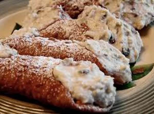 Cannoli Filling And Shells Recipe