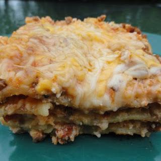 Oven Ready Lasagna