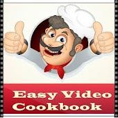 Easy Video Cookbook