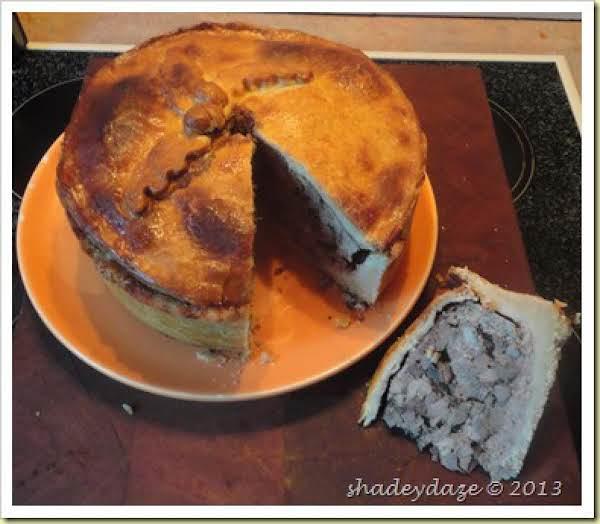 Traditional Raised Game Pie... Recipe