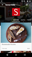Screenshot of Google Play Newsstand