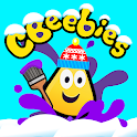 BBC CBeebies Get Creative - Build, paint and play! icon