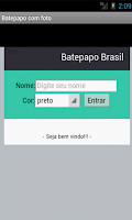 Screenshot of Chat Brazil