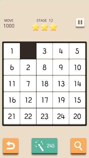 Slide Puzzle King screenshots 2