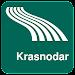 Krasnodar Map offline Icon