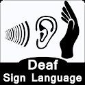 Deaf Sign Language icon