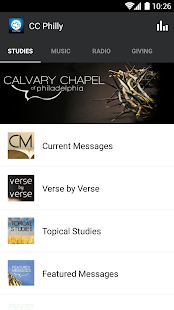 Calvary Chapel of Philadelphia - screenshot thumbnail