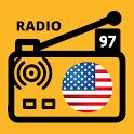 Hot 97 FM New York Radio Station: Hot 97 Radio icon