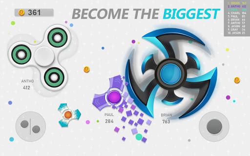 Fidget Spinner .io Game 170.1 screenshots 7