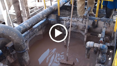 Video: Drilling mud.
