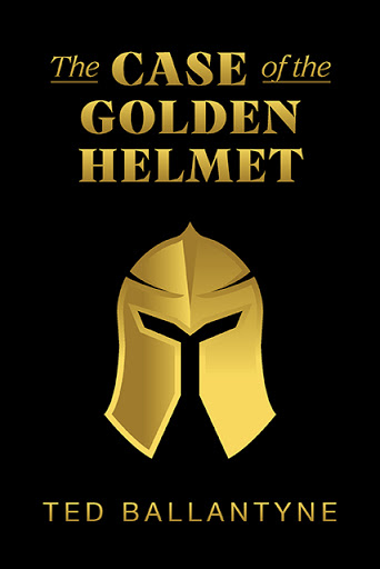 The Case of the Golden Helmet cover