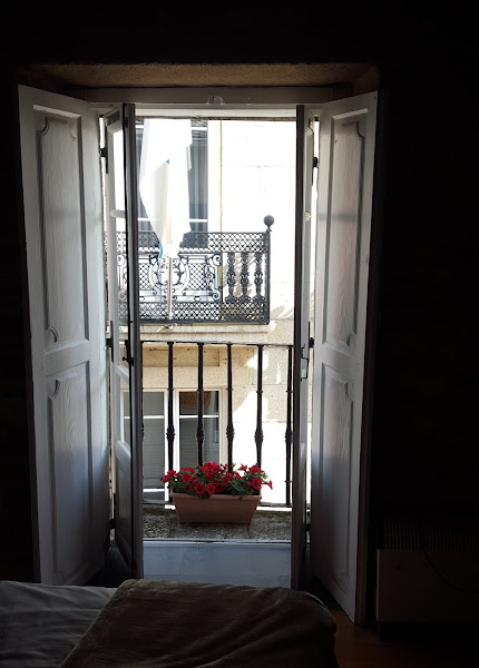 Photo: My little home in Sarria