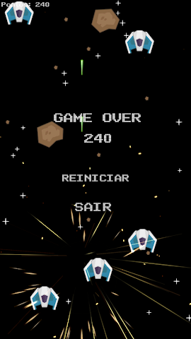 android Space Battle FREE Screenshot 3