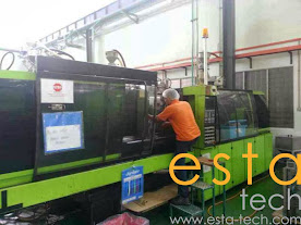 Engel ES650H200L 250HL (1996) 2-Color Plastic Injection Moulding Machine