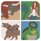 MYTHOLOGICAL & LEGENDARY CREATURES - MONSTER QUIZ icon