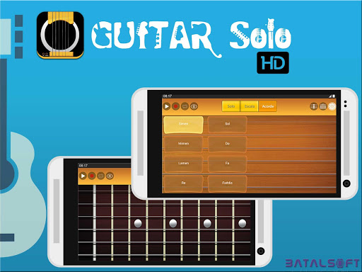 Guitar Solo HD 2.5 screenshots 1
