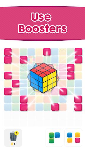 Tetrik: Color Block Puzzle with Reverse Gravity! screenshot 4