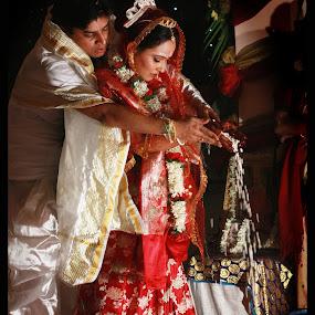 by Partha Das - Wedding Ceremony