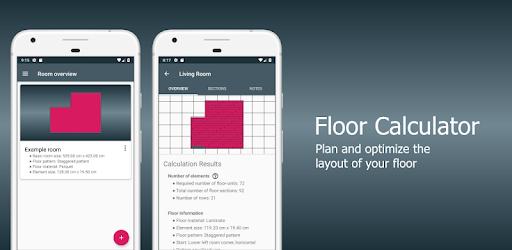 Floor Calculator: Plan & install