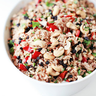 Brown Rice With Currants Recipes