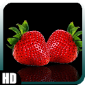 Strawberry Wallpaper icon