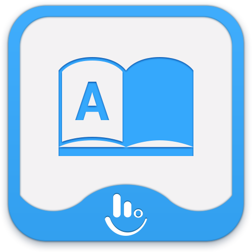 Los Angeles Dict for TouchPal Icon