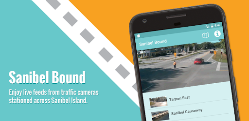 Make the most out of your commute with traffic cameras directly from the Island.
