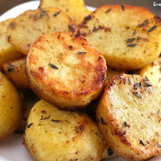 Melting Potatoes.